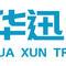 公司「華迅傳媒」的標識