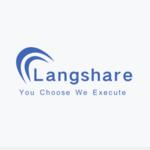 Langshare的公司标识