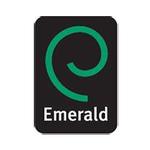 Emerald出版集团的公司标识