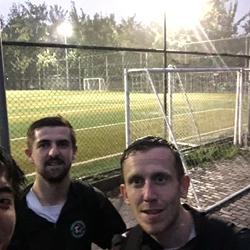 2017 暑假北京万国群星足球俱乐部 助教