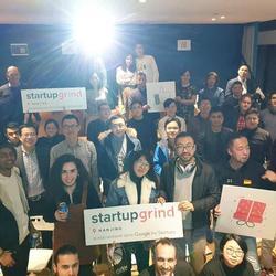 由BSH創新部總監分享產品創新經驗,參加者包括在南京的約40名國際青年創業者及國內部分startup。我為部分參加者提供英漢雙語翻譯。