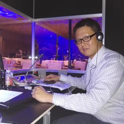 2015全球投資并購論壇(上海)-同聲傳譯