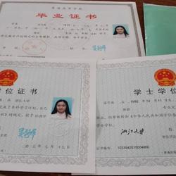 畢業證書2