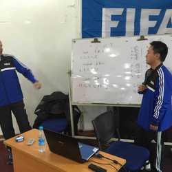 翻译-FIFA(国际足联)足球守门员培训班