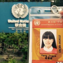 ID Card in UNDP