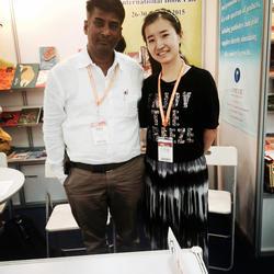 北京国际图书博览会印度展商随行翻译