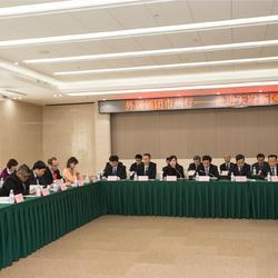 2016年2月25日,外国领团走进天府新区活动座谈会