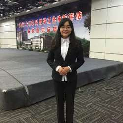 武大本科教学评估专家会议担任交替传译译员