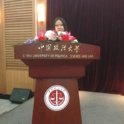 第11届 中国政法大学 外语文化节 英语演讲比赛