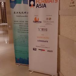 2015 亚洲电视模式论坛(上海)-同声传译(传媒、电视、综艺节目)