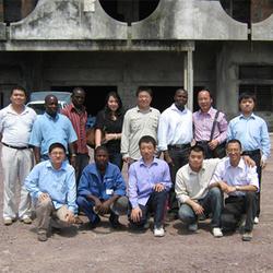 2009-2010年刚果金医院项目