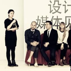 主持成都纽约国际时装周媒体记者发布会