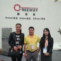 2015年5月12-15號在上海國際烘培展覽會為北京富銳威機械設備有限公司做會展翻譯