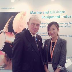 第十一届国际海事展陪同翻译