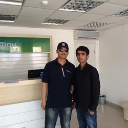 2015年6月 塔吉克斯坦与网络供应商Magafon洽谈无线网采购合同