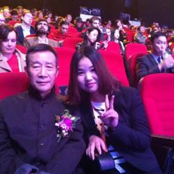 四川电视节 我和李雪健老师