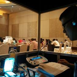 亚洲美容与化妆品产业大会2015-分论坛: 化妆品原料与配方技术, 保湿剂彩妆-同声传译