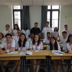2015北京国际汉语学院外国学生汉语夏令营-助教&陪同翻译