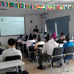 商务部援非项目-非洲法语国际医务人员培训课件及课堂翻译